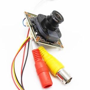 Image 3 - תאורה נמוכה AHD מצלמה מודול לוח PCB SONY IMX323 2000tvl AHDH 1080P IRCut NightVision M12 עדשת אבטחת CCTV