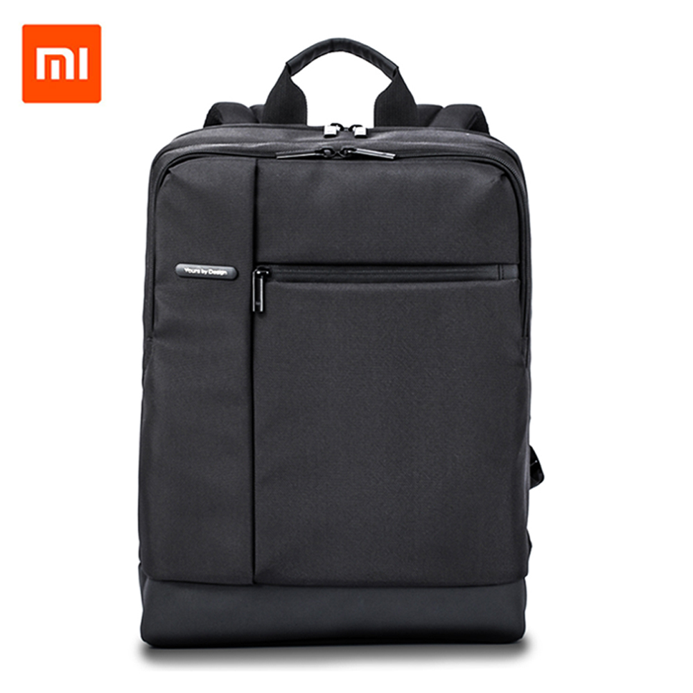 Original Xiaomi Classic Business Backpacks Women Bag Backpack Large Capacity Students Business Bags Suitable for 15-inch Laptop