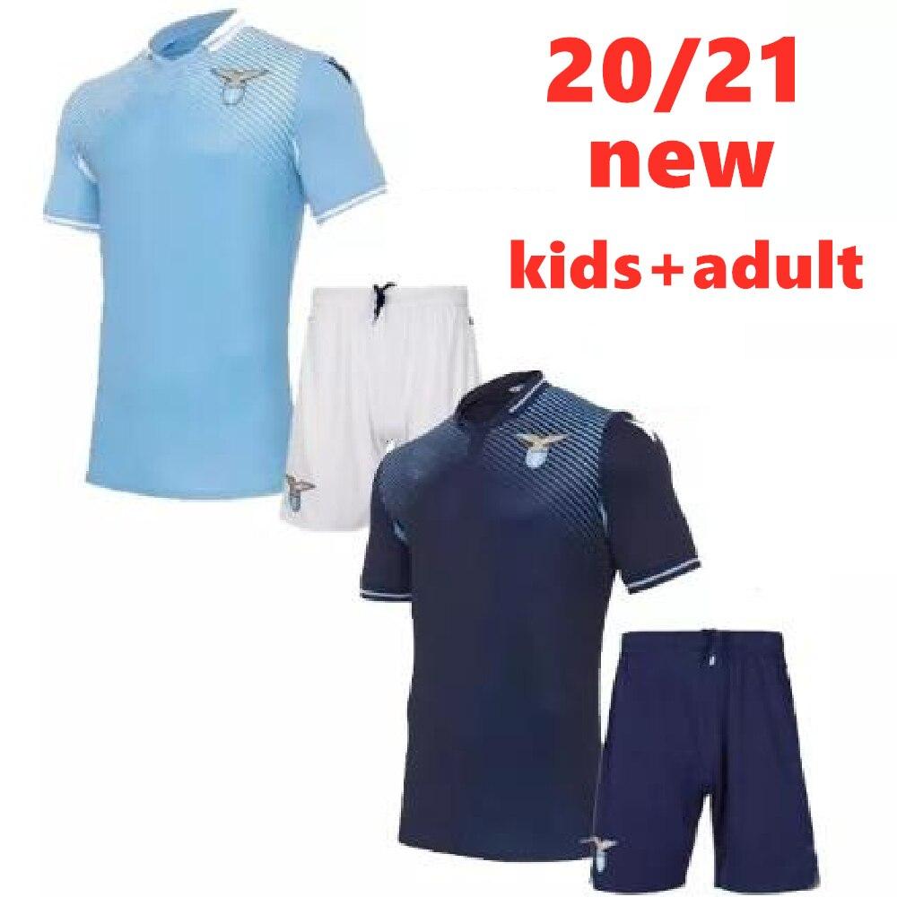 Conjunto de Ropa de fútbol para niños, Conjunto de camiseta femenina de fútbol 2021 LAZIO, 2020, 2021|Camisetas| - AliExpress