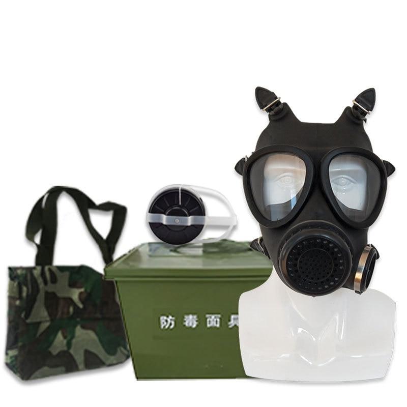 Shanxi Xinhua Science And Technology MF11B Type Gas Mask Military FMJ05 Gas Mask 809 Type Gas Mask