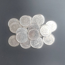 Tokens Coin Metal Arcade-Game 100pcs Clown Stainless-Steel 24--1.85mm