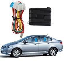 Универсальная беспроводная Противоугонная охранная сигнализация электростеклоподъемники для автомобилей сигнализация роликовая Автосигнализация с закрытыми окнами Автомобильная сигнализация Modul
