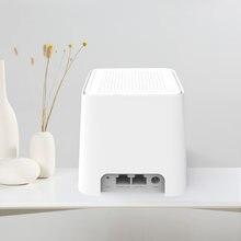 Système sans fil de WiFi de maille de maison entière de ZBT L6 avec le routeur et le répéteur sans fil de WiFi de 11AC 2.4G/5.0GHz, APP à distance gèrent
