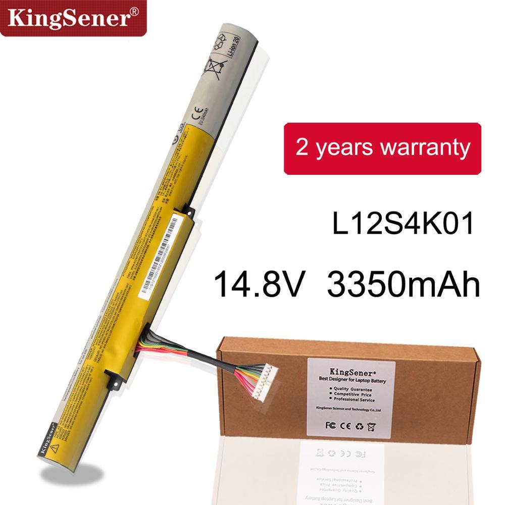 KingSener L12S4K01 Battery For LENOVO Ideapad Z400 Z400S Z400A Z400T Z510 Z510A Z500 Z500A L12L4K01 L12M4E21 L12M4K01