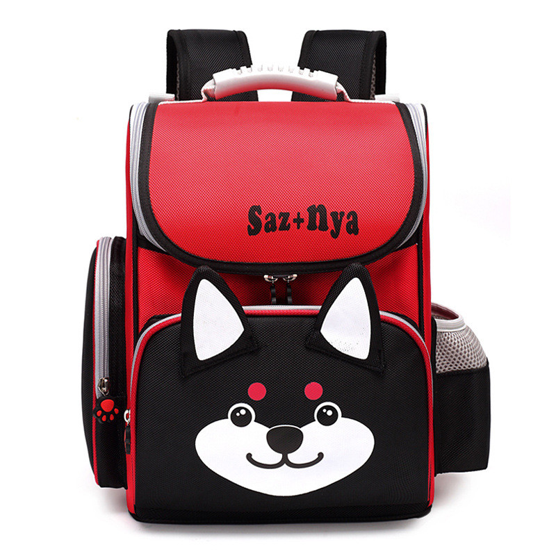 NEW Cartoon School Bag Boys Girls Kids Orthopedic Waterproof Backpack Children Satchel School Backpack Mochila Infantil