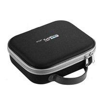 Для Gopro аксессуары небольшого размера EVA сбор чехол сумка для хранения forGopro Hero7/6/5/4/3+ SJCAM SJ4000 экшн Камера