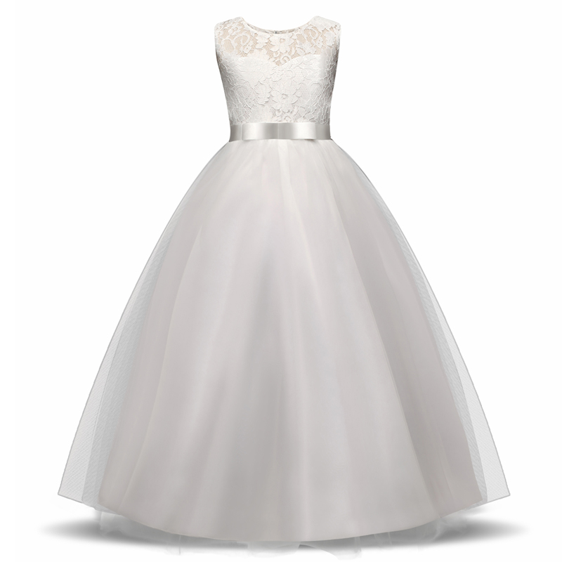 New Year Christmas Dress For Girls Wedding Costume Kids Dresses For Girls Princess Dress Evening Party Dress 3 6 7 8 10 Years 3