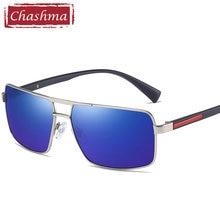 Мужские поляризационные солнцезащитные очки для вождения с защитой