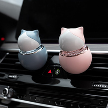 Cat car solid perfume, household air conditioner, aromatherapy bedroom indoor fragrance  diffuser
