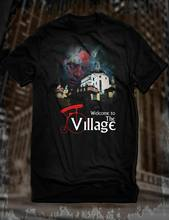 O prisioneiro camiseta patrick mcgoohan village número seis t camisa de tv clássica