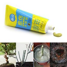 100g Tree Wound Bonsai Cut Paste Smear Agent Pruning Compound Sealer with Brush