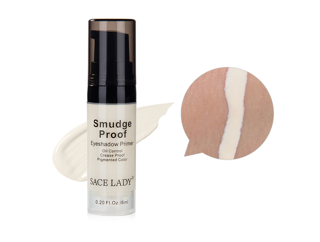 Make Up Oil Control Brighten Long Lasting Cosmetic Eyeshadow Primer Makeup Eye Base Cream Liquid Eye Shadow Primer 4