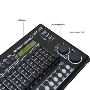 Image 5 - 512 Kanal DMX ve RDM Kontrol Sahne Aydınlatma DMX Konsolu Dmx512 Konsolu Çalışma için USB Güç Bankası Ile Sahne Işığı DJ Ekipmanları