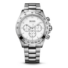 BOSS Luxury Watch Men Business Mens Chronograph Quartz Watches with Stainless Steel Strap - 1512962