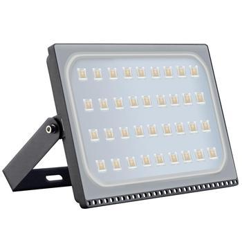 200W LED Flood Light SMD Outdoor Light Warm White 110V Ultra-thin IP65 Waterproof Energy Saving Spotlight For Garden Yard