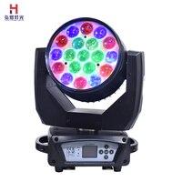 19X15W LED Spot Moving Head Light Beam zoom light DJ Spot Light