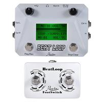 Rowin LBL 01 Guitar Beat Loop Pedals Drum Looper Machine 40 Drums Rhythm 50min Looper Recording Time One Man Band