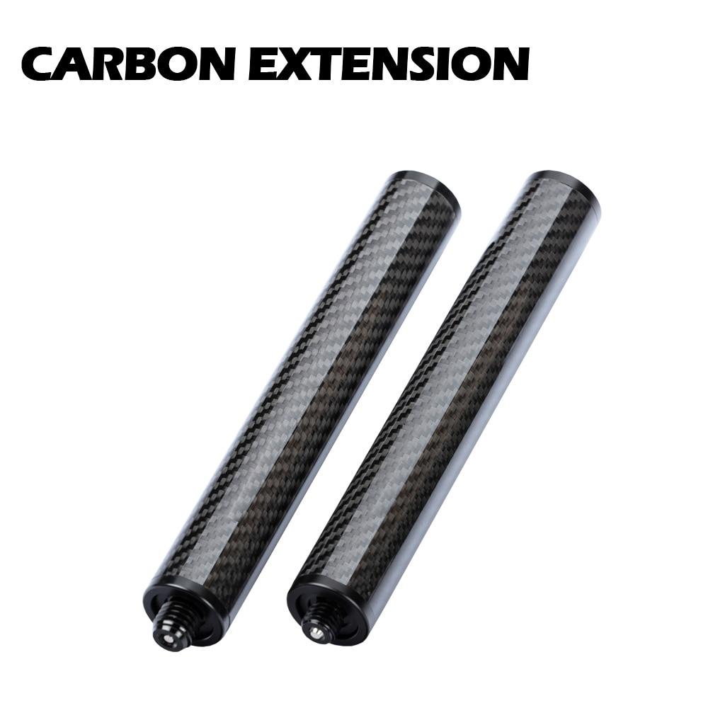PREOAIDR MEZZ Extension Carbon Fiber Tecnologia Extender High Quality Professional Billiard Accessories