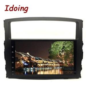"""Image 5 - Idoing 9 """"Android 9.0 di Gps Dellautomobile Player per Mitsubishi Pajero V97 V93 2006 2011 con 8Core 4 gb + 32G Auto Radio Multimedia Navi"""