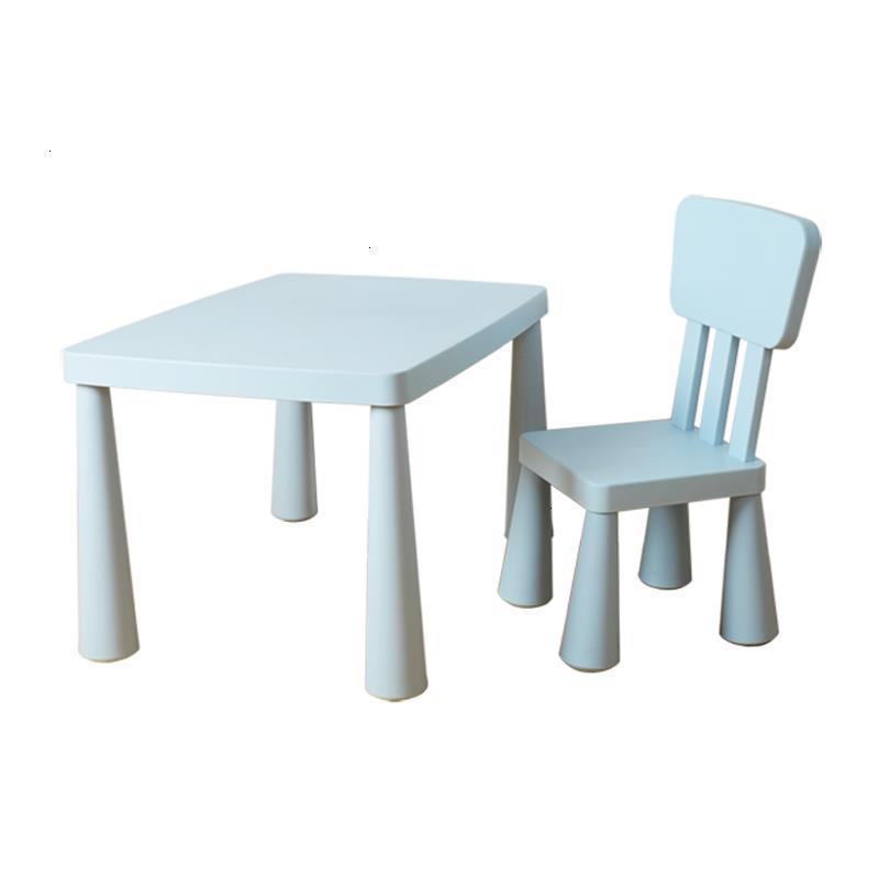 Dökün Tavolino Y Silla sandalye ve Scrivania Bambini De Estudio anaokulu bürosu Enfant çalışma masası Mesa Infantil çocuk masası title=