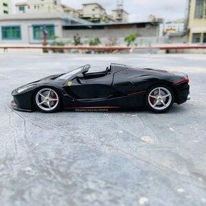 Image 2 - Bburago 1:24 FerrariสูงเลียนแบบรถDie หล่อโลหะรุ่นของเล่นเด็กของขวัญแฟนจำลองรถคอลเลกชัน