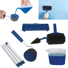 5/8Pcs Paint Roller Decorative Runner Pro Brush Tools Set for Room Wall Painting Dropshipping