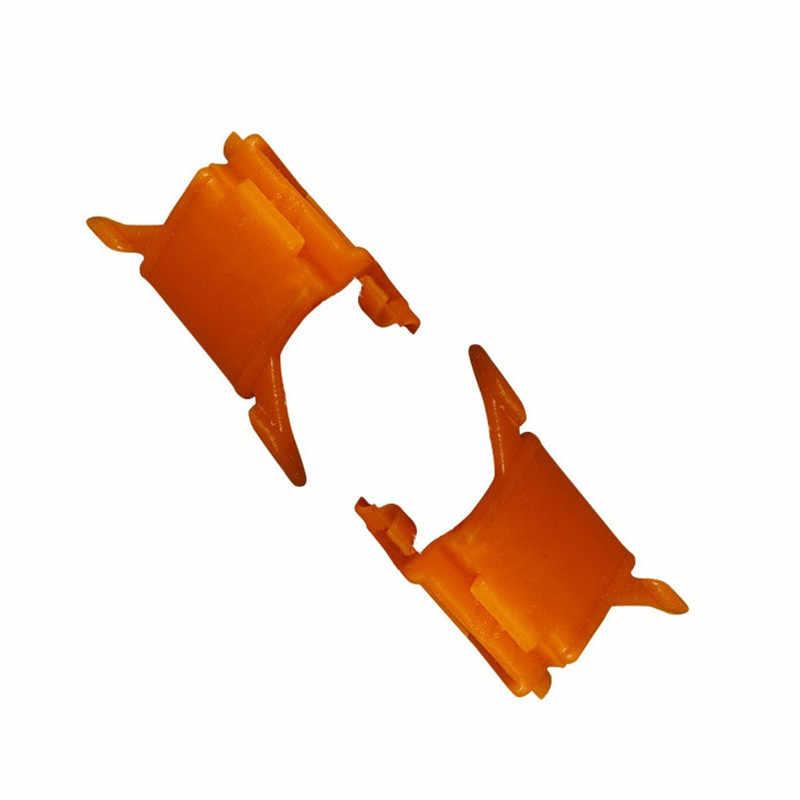 Para Hover CUV Haval H5 H3 gran pared frontal decoración para parabrisas tira de ajuste de cuentas barra de presión Clips de sujeción de plástico fijos