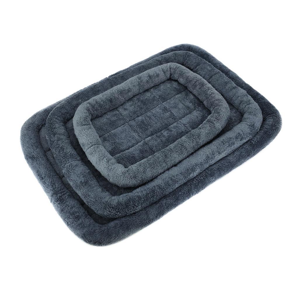 Dog Bolster Bed Mat Washable Crate Mattress Non Slip Pet Cushion Dog Bed Washable Pet Mattress 1