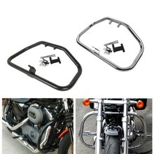 Moto moteur autoroute garde Crash Bar pour Harley Sportster 883 1200 XL XR XR1000 1984-2003(China)