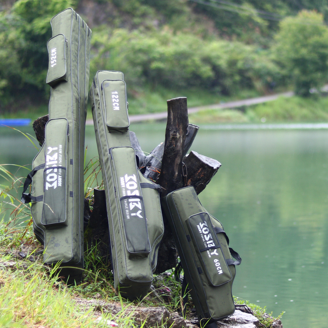 Fishing Bag Portable Multifunction - Fishing A-Z