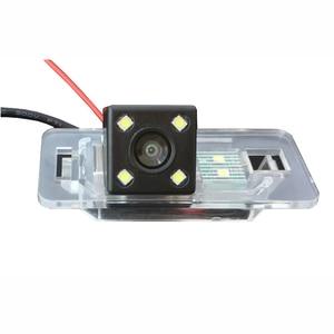 For BMW 3 Series 315 318 320 323 325 E46 E39 E53 X3 X5 X6 Car CCD LED Night Vision Backup Rear View Camera Parking LCD Monitor()