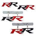 3D металлический RR автомобильные наклейки-логотипы Эмблема багажника значок наклейки RR Логотип ПЕРЕДНЯЯ РЕШЕТКА капота для Honda RR Civic Mugen Accord ...