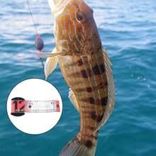 Горячая Распродажа 38 см х 5 Водонепроницаемый рыбы с измерительной