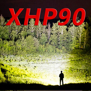 XHP90 the most powerful led fl