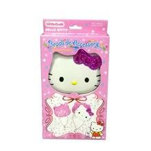 «hello kitty» платье с ободком на голову ручной работы игрушка