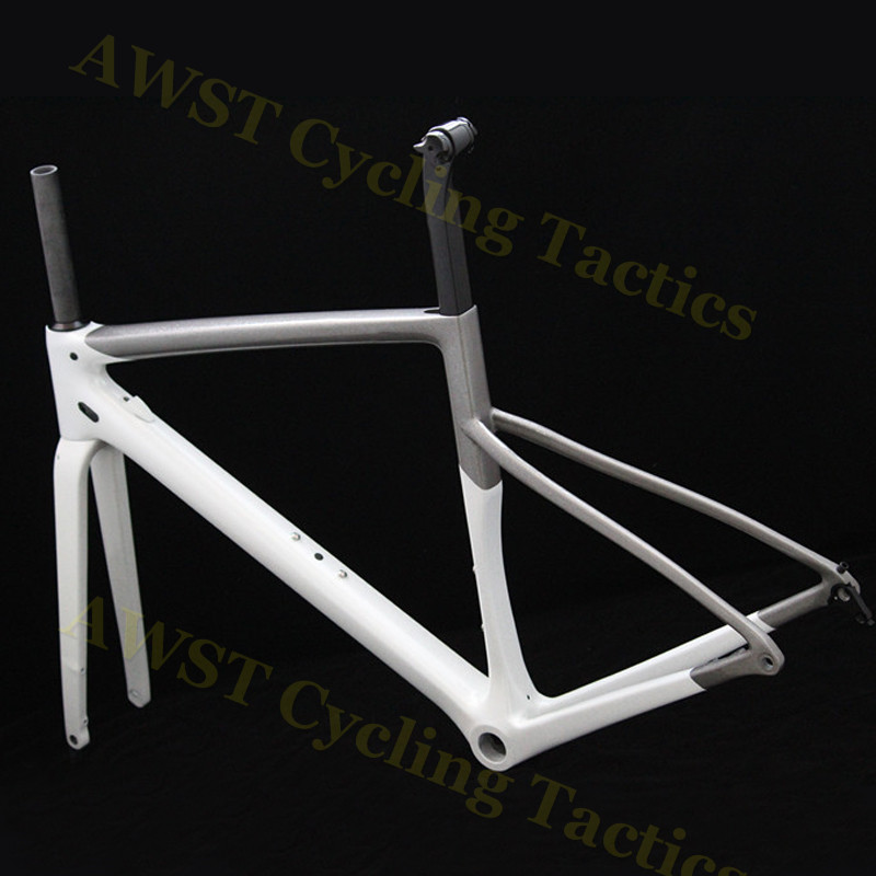 Chameleon Carbon Fiber  Bicycle Frame Disc Brake Gravel Road Frame Disc Brake Carbon Road Cyclocross Racing Bicycle Frame