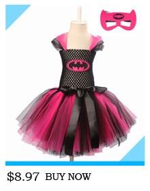 Hc7c72af95e054cb1a4b0e43a6146203e0 Kids Maleficent Evil Queen Girls Halloween Fancy Tutu Dress Costume Children Christening Dress Up Black Gown Villain Clothes