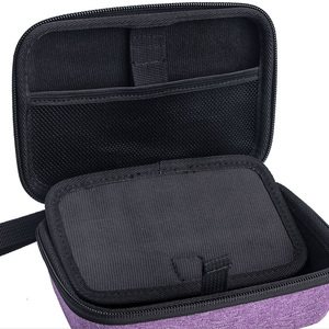 Image 5 - Storage Bag With Strap Zipper Closure Waterproof Carrying Case Travel Protective Portable Pouch Hard EVA For Kidizoom Camera Pix