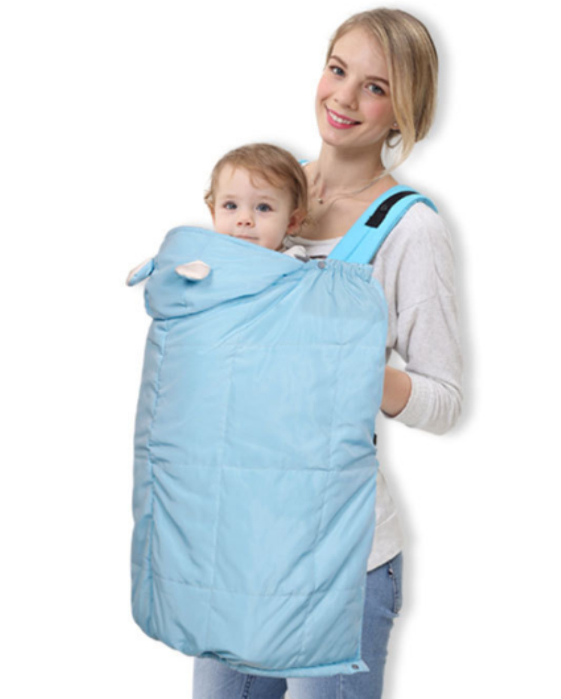 Winter Warm Baby Carriers Cape Cloak Backpacks Windproof Covers Outdoor Necessary Baby Carriers For Men Women B122