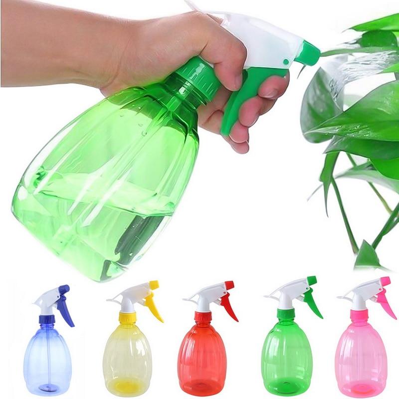 Spray Bottle Sprinkler Irrigating Plant