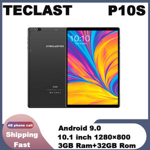 Teclast Android Tablet Pc 4g-Phone Type-C Octa-Core 6000mah GPS 32GB IPS P10S 3GB 1200--800