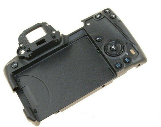 카메라 수리 부품 후면 케이스 뒤 표지 Assy 버튼 플렉스 케이블 CY3-1855-000 캐논 EOS r에 대한