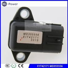 OEM..New Intake Pressure Sensor E1T42171 MD355556 for Mitsubishi  LANCER /Suzuki Map Sensor MD355556