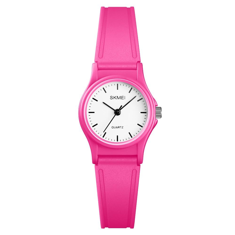 SKMEI Fashion Luxury Quartz Watch For Children Casual Plastic Starp +Waterproof Outdoor Smart Наручные часы Boys Clock Montre