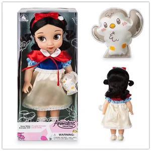 Disney Принцесса 2019 Новый Белоснежка Рождество Ариэль Аврора Белль Золушка Рапунцель маленькая девочка ангелочки кукла подарок игрушки для д...