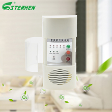 Sterhen air purifier ozone generator odor eliminator ozone purifier air airlis Air Ozonizer sterilizer portable ozone generator 20g h with fan blue film moisture proof ceramic plate ozonizer water air sterilize purifier treatment