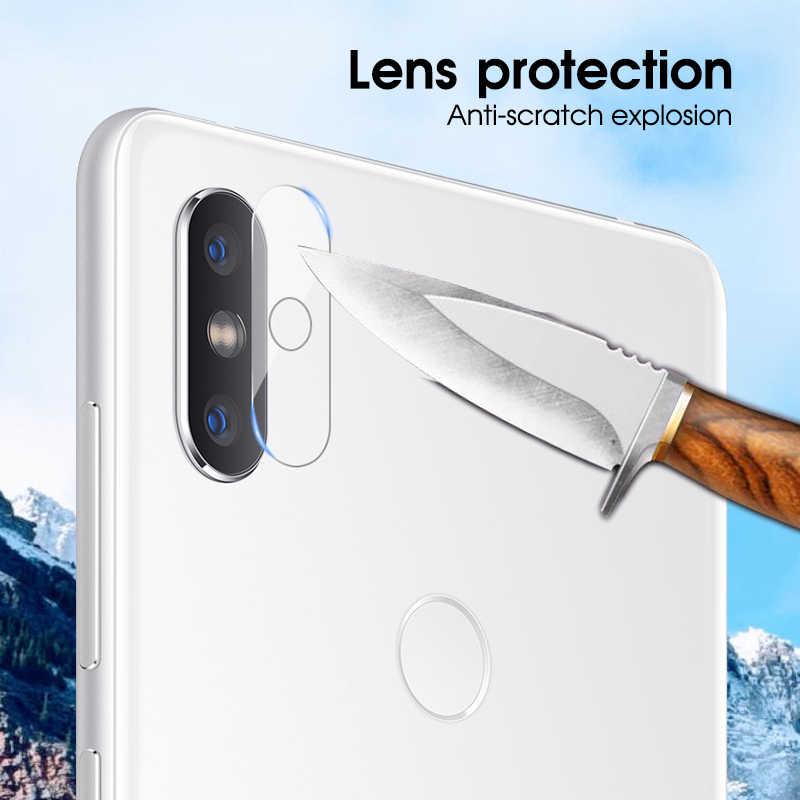 Dla Xiao mi czerwony mi uwaga 8 7 6 Pro 7 7A K20 Pro aparat Len ochraniacz ekranu dla Xiao mi mi 9T Pro 9 SE mi 9 obiektyw aparatu ze szkła szklanego