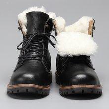 2020; Зима; Натуральная шерсть зимняя кожаная обувь из натуральной