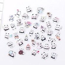 Washi Stickers Stationery Scrapbooking Label Gift Panda School-Supplies Diy Diary Cartoon