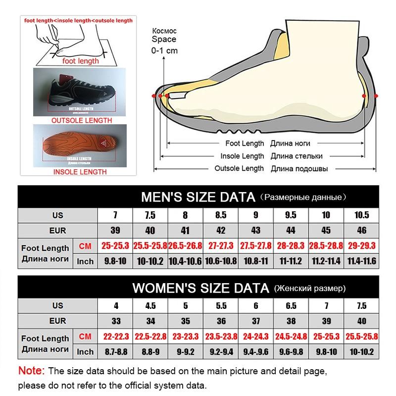 Купить humtto брендовая дышащая походная обувь для мужчин зимняя водонепроницаемая